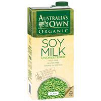 Unsweetened Soy Milk