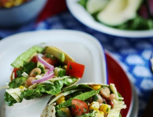 Australia's Own Organic Mexi Wrap