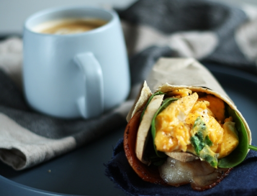 Australia's Own Organic Breakfast Wrap