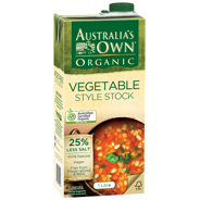 Vegetable Style Stock