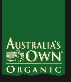australiasownorganic.com.au Logo