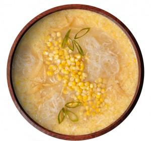 Corn Vermicelli Soup