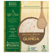 Quinoa Wraps