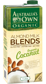 Almond and Coconut Milk