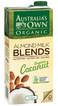 Coconut Almond Milk
